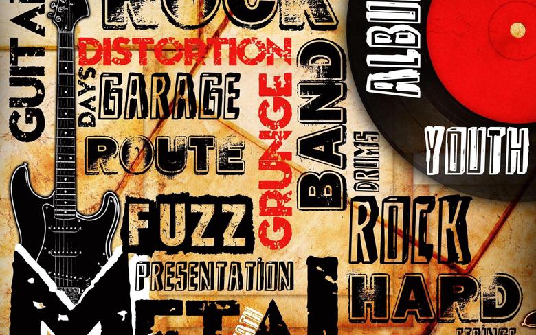 Grunge Music Wallpapers