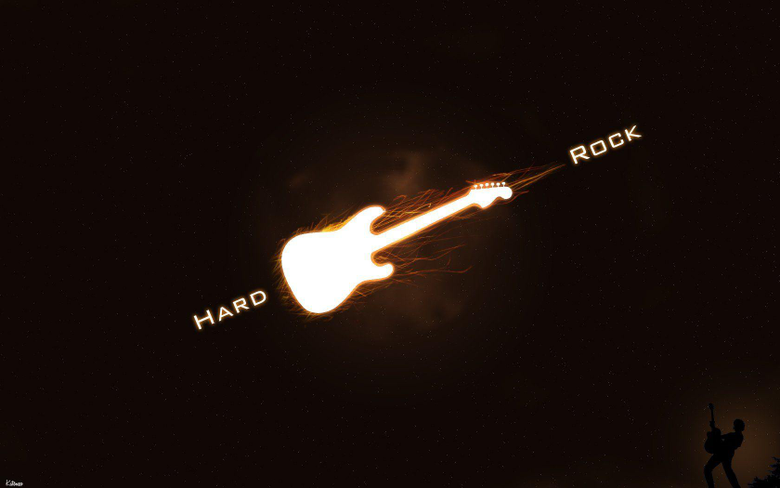 Hard Rock lightning Wallpapers Metal Graphic Arts Heavy Metal
