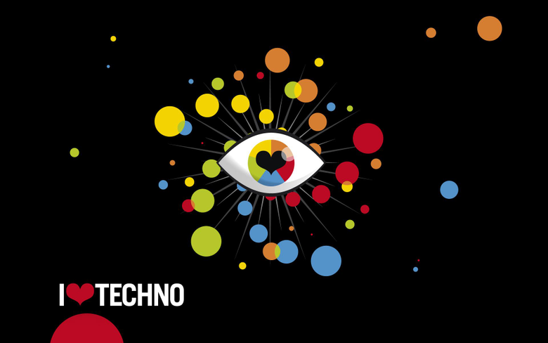 Techno Wallpapers