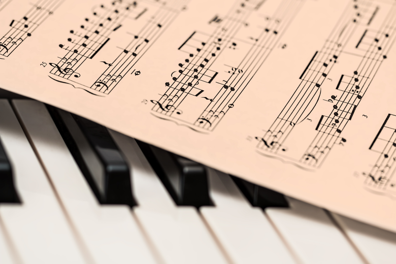 Amazing Musical Notes Photos