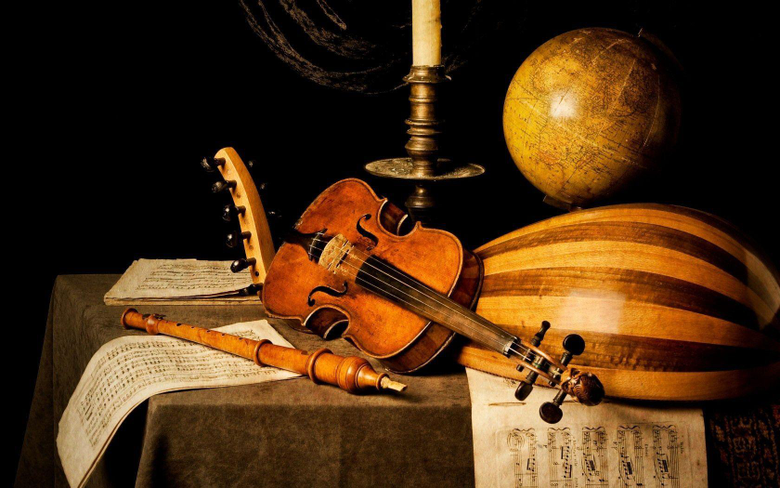 Pix For Music Instruments Wallpapers