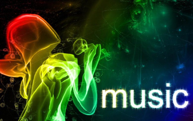 Wide HD Music Wallpapers
