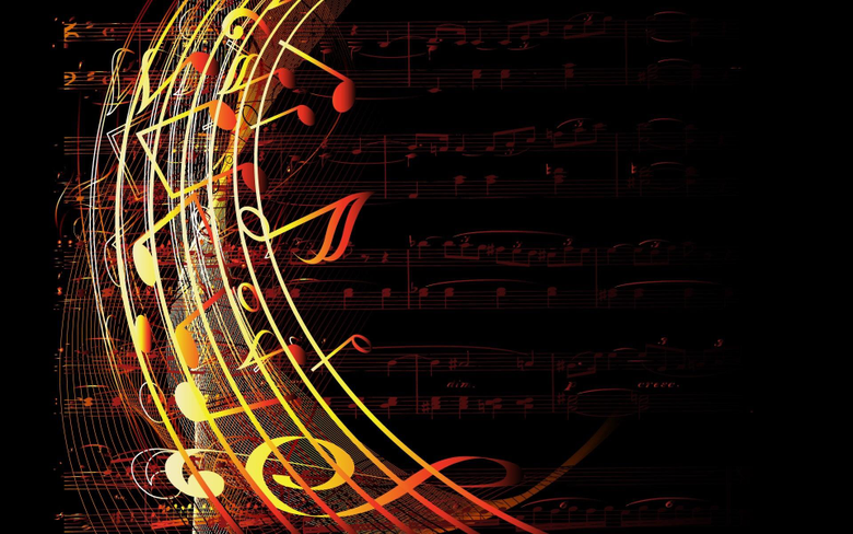 Artistic Music Wallpapers