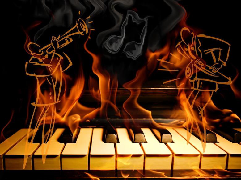 Hot Jazz wallpapers