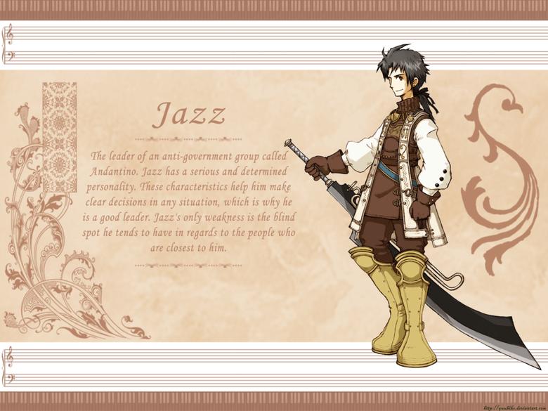 Jazz Wallpapers by Yuuhiko