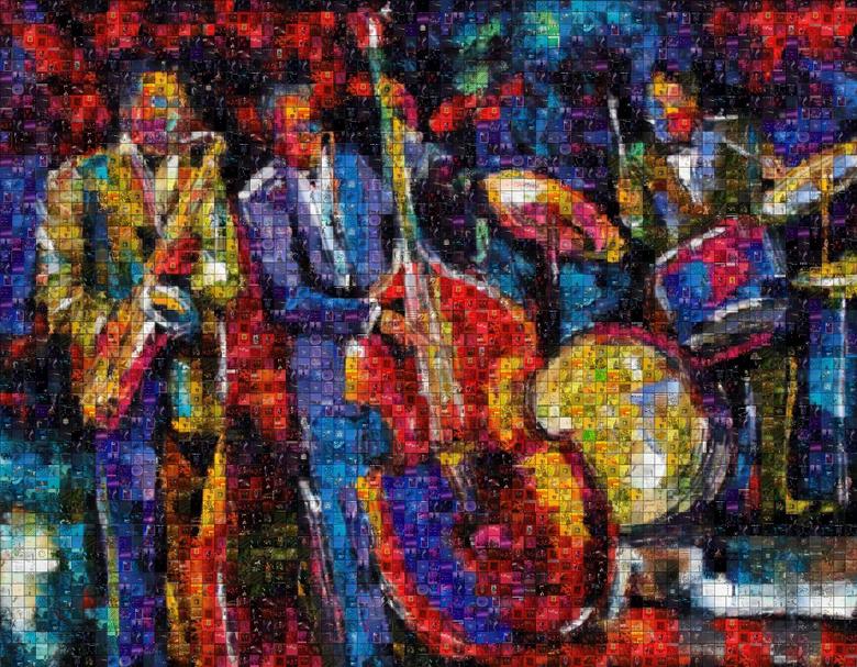 Art Music Jazz Wallpapers Wallpapers