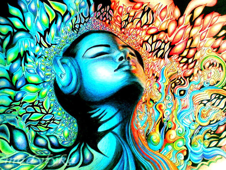 Psychedelic Wallpapers and Backgrounds Image