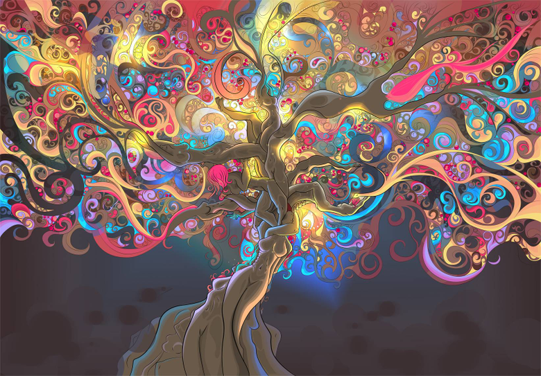 Best Psychedelic and Trippy Wallpapers in HD