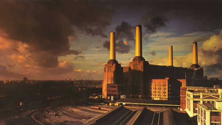 music Pink Floyd animals psychedelic album covers Pink Floyd