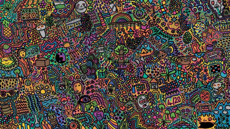 Psychedelic Desktop Wallpapers