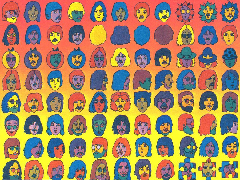 Today s Inspiration 1960 s and 70 s Wallpapers