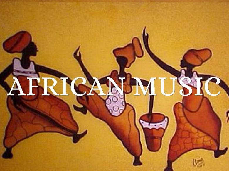 African Music by Bobby Munchkins