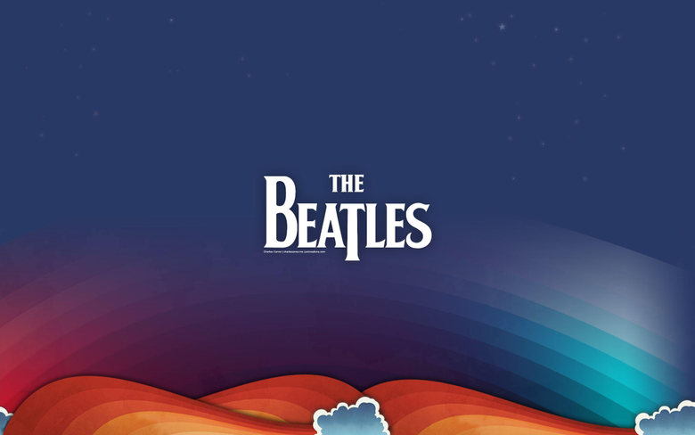 Wallpapers The Beatles Rock band Pop Liverpool Logo Music