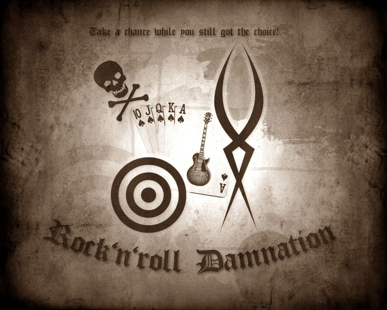 Rock Damnation HD Wallpapers