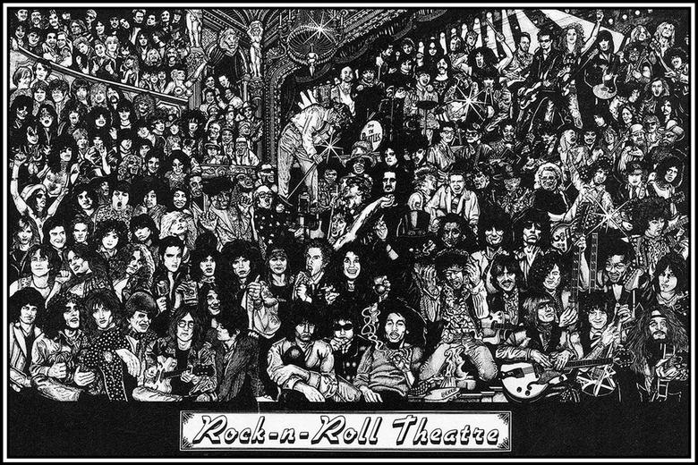 Rock N Roll HD Wallpaper Backgrounds Image