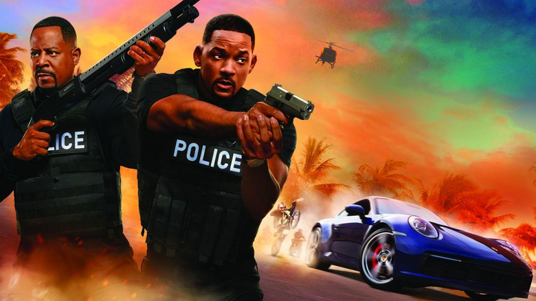 Wallpapers Bad Boys for Life Will Smith Martin Lawrence 4K