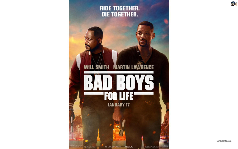Will Smith and Martin Lawrence in the poster of `Bad Boys