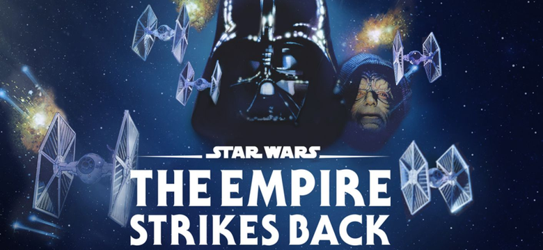 The Empire Strikes Back recreated with Hasbro action