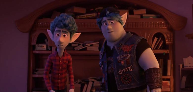 Pixar s Onward Trailer Sets Tom Holland and Chris Pratt on a