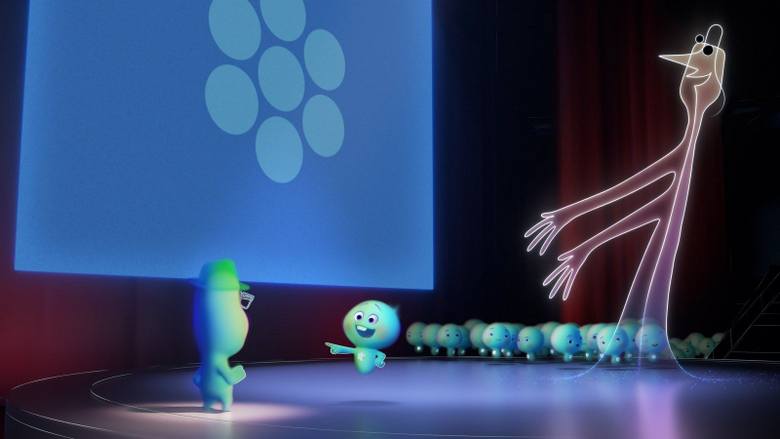 Inside Pixar s Soul and the Secrets of Life Before Death