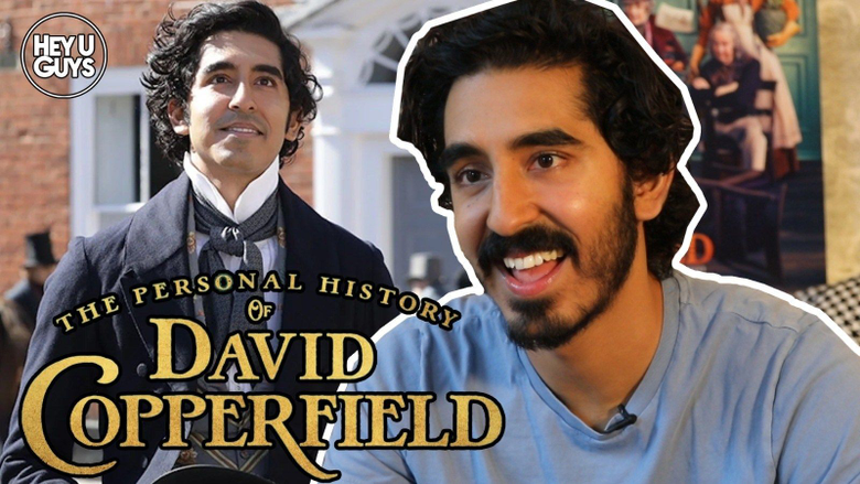 Exclusive Dev Patel on The Personal History of David Copperfield
