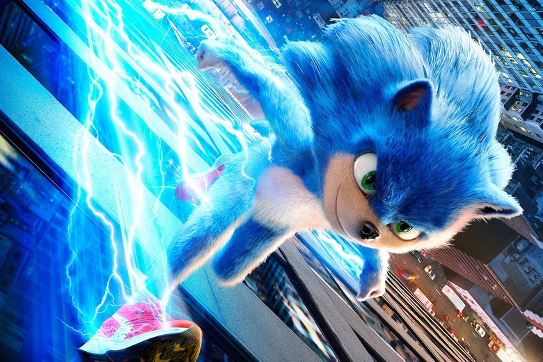 Sonic the Hedgehog Movie Character Redesign Leak