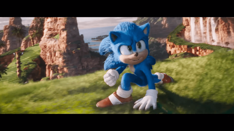 Sonic the Hedgehog Movie Shows Redesign in Brand New Trailer