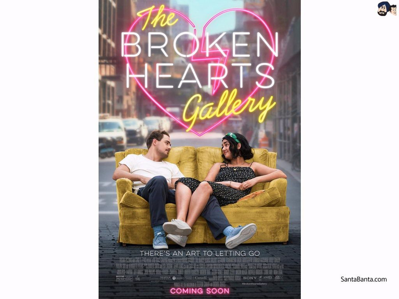 The Broken Hearts Gallery Movie Wallpapers