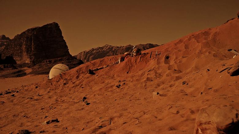 The Martian HD Screencaps