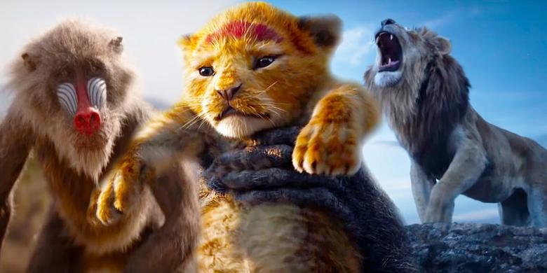 The Lion King Trailer Breakdown