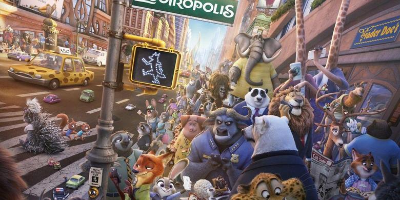 Zootropolis review