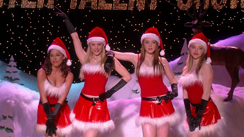 Wallpapers For Mean Girls Jingle Bell Wallpapers