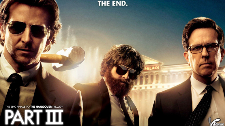 The Hangover Part III Movie Wallpapers
