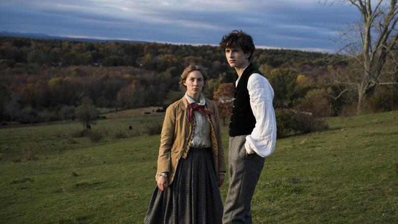 How Saoirse Ronan and Timothée Chalamet s Little Women