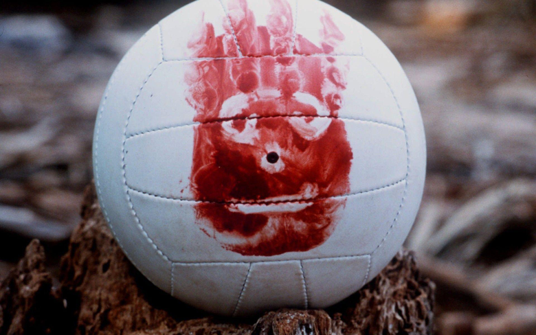 movies blood volleyball Wilson Cast Away Wallpapers