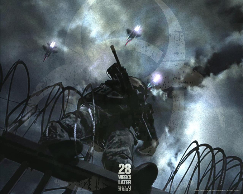 Zombies 28 Weeks Later Wallpapers