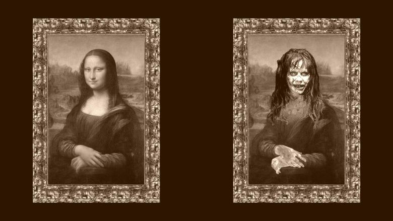 Mona Lisa wallpapers full hd
