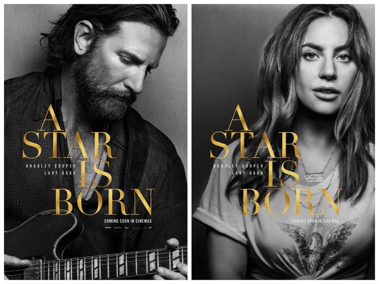 Lady Gaga Bradley Cooper s A Star is Born Reveals First Trailer