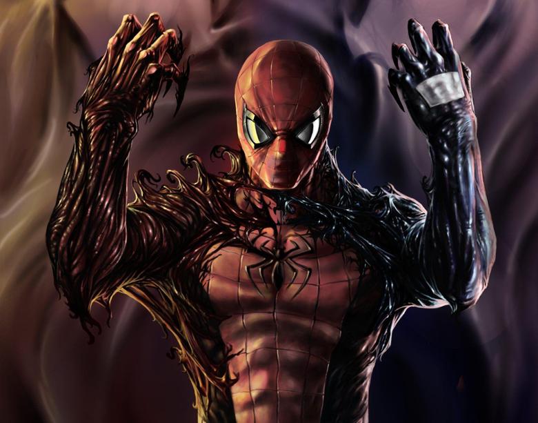spiderman venom carnage symbiote HD wallpapers