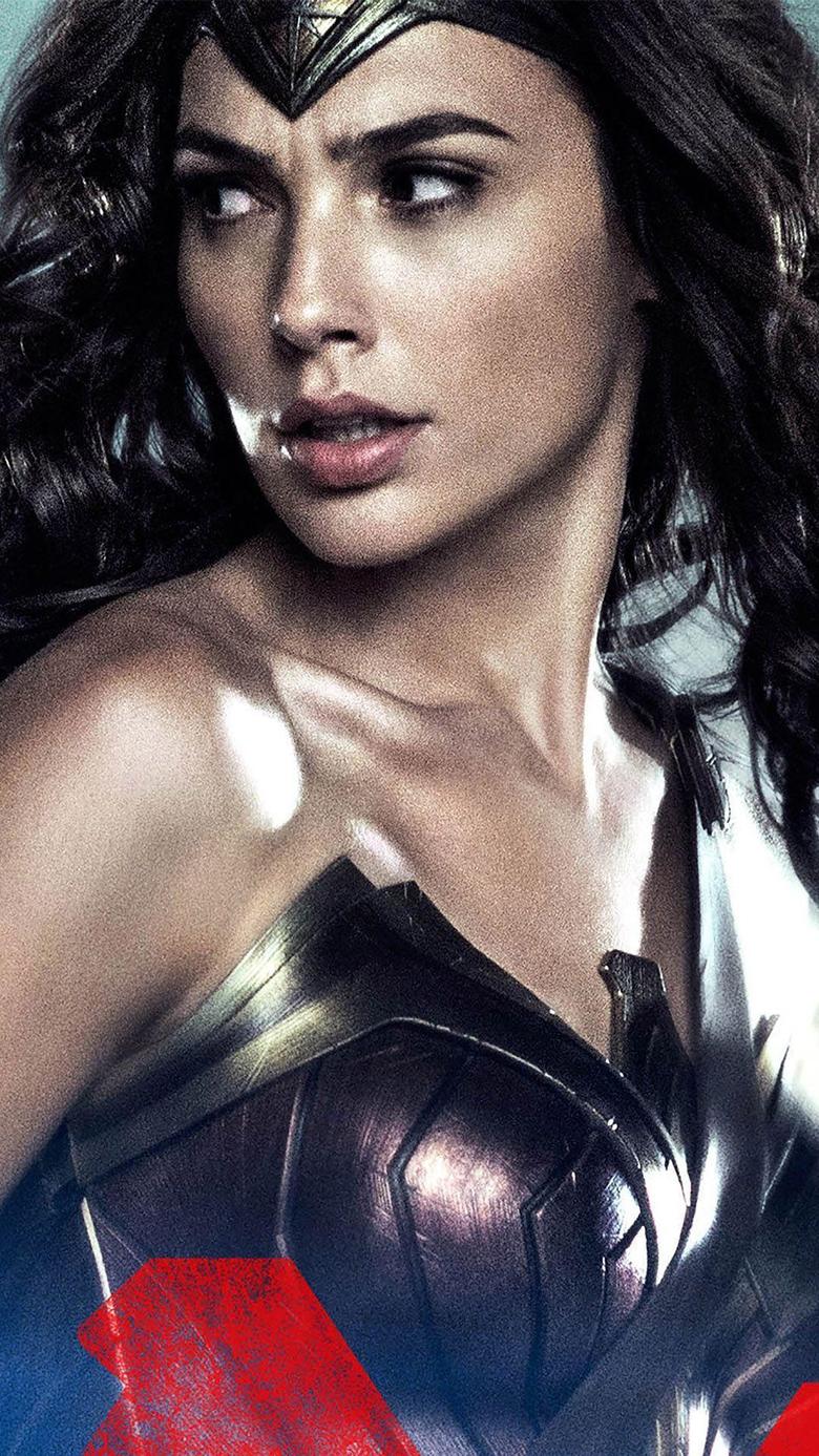 Wonder Woman Heroine Batman V Superman Movie Wallpapers