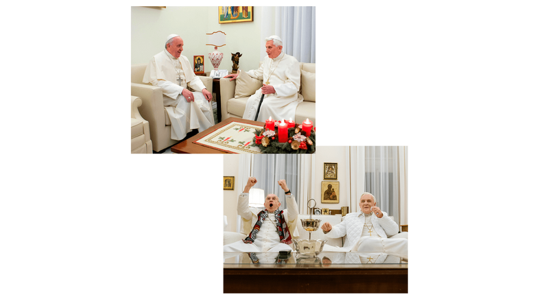 The Two Popes What Actually Happened When Francis Met