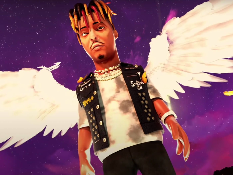 Watch the video for Juice WRLD The Weekend s Smile
