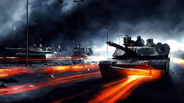 Battlefield 3 Tanks Wallpapers