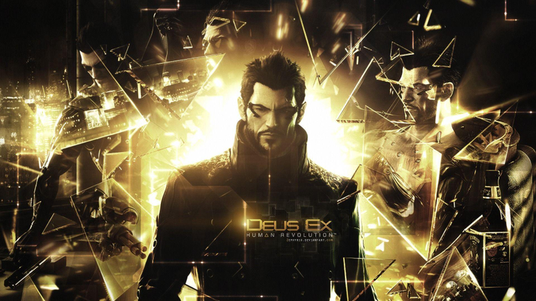 Deus Ex Human Revolution wallpapers 7