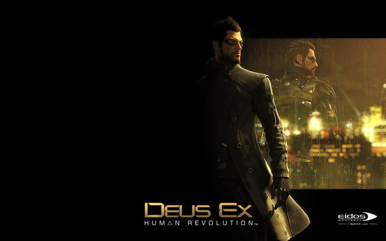 Deus Ex Human Revolution Wallpapers
