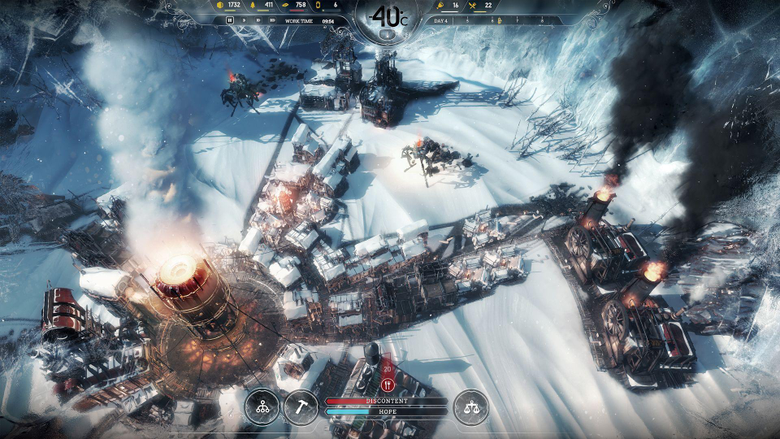 Frostpunk a new game by the creators of This War of Mine