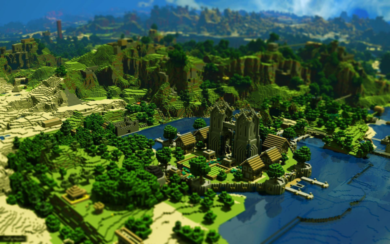 Wallpapers Minecraft HD