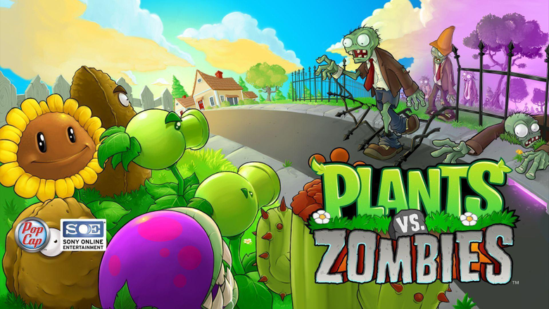 Plants Vs Zombies Playstation 3 Goodies