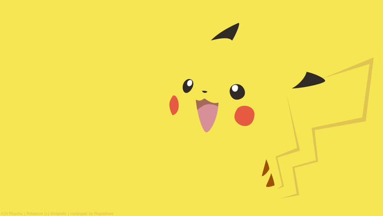 Pokémon Yellow Special Pikachu Edition HD Wallpapers