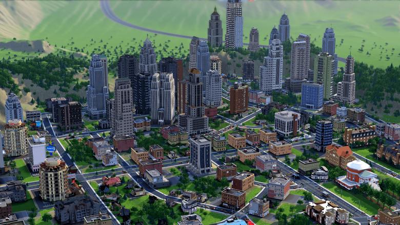 My Sims City